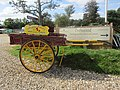 -2020-09-10 Two-wheeled horse-drawn carriages, Driftwood Antiques, reclaim and curio, Sutton, Norfolk.JPG