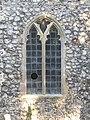 -2020-11-04 Window on south elevation, Saint Ethelbert's, Alby Norfolk (1).JPG
