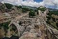 0076מבט על מצודת העוז מבריכת המים במבצר.jpg