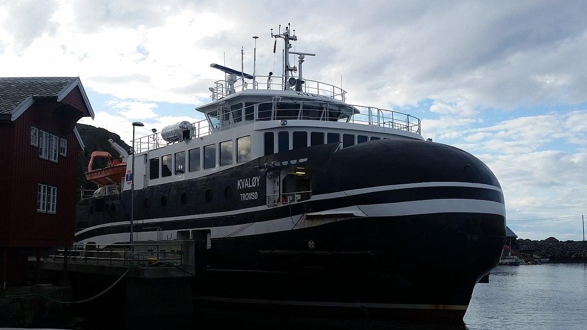 kvaløy båt