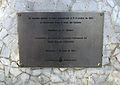 046 En memòria de Sònia, glorieta del parc de la Ciutadella.JPG