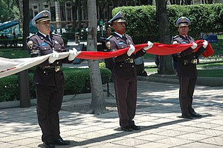 Law enforcement in Mexico
