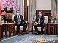 08.06 總統接見「尼加拉瓜共和國駐臺大使達比亞」 (50194123781).jpg