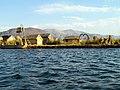 102 Uros Islands of Reeds Lake Titicaca Peru 3246 (14995835459).jpg