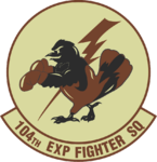 104th Expeditionary Fighter Squadron - Emblem.png
