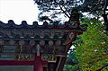 1089 - Nordkorea 2015 - Myohyang Berge - Pohyon Tempel (22556945397).jpg
