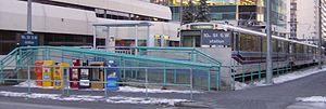 10 Street Southwest station - Image: 10 Street Southwest (C Train) 3