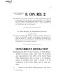 116th United States Congress H. Con. Res. 002 (1st session) - Reclaiming Congress's Constitutional Mandate in Trade Resolution.pdf