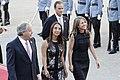 11 Marzo 2018, Ministra Cecilia Perez participa en la llegada del Prdte. Sebastian Piñera a La Moneda. (40046360534).jpg
