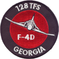 128th Fighter Squadron - F-4- Patch.png