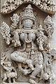 12th century Chennakesava Temple Dancing Lakshmi.jpg