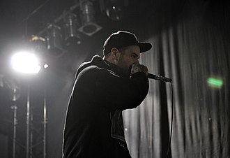 Emmure - Vocalist Frankie Palmeri has a broad array of influences.