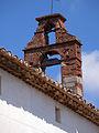 130 Capella de Sant Sebastià (Sant Andreu de Llavaneres), campanar.JPG