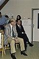 14 Novembre 1991 le président de l'UNESCO à l'INRA de Versailles-12-cliche Jean Weber.jpg