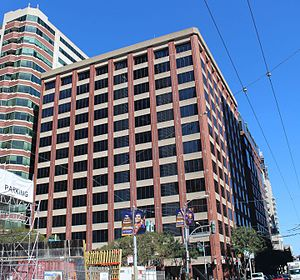 State Bar of California - The State Bar's main office in San Francisco is housed on several floors of this office building.