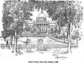 1836 BostonCommon MAStateHouse.png