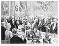 1887-03-30, La Ilustración Española y Americana, Madrid, Banquete celebrado por la colonia alemana, Comba.jpg