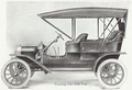 1909 Ford Catalog - Model T Touring Car - Left Side with Top Up.png