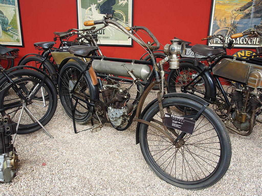 file 1912 peugeot md2  3cv 2 cylinder  mus u00e9e de la moto et du v u00e9lo  amneville  france  pic