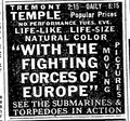 1915 TremontTemple BostonGlobe June6.png