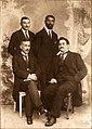 1918-ci ildə İstanbul Konfransına göndərilmiş Azərbaycan Heyəti-Mürəxxəsəsinin üzvləri.jpg