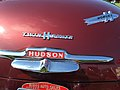 1951 Hudson maroon convertible at 2015 Shenandoah AACA meet 05.jpg