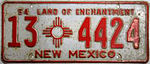1954 New Mexico license plate.jpg