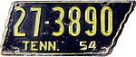 1954 Tennessee license plate.jpg
