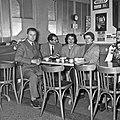 1958 visite d'une délégation INRA au Haras du Pin Cliché Jean Joseph Weber-17-1.jpg