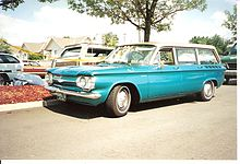 Chevrolet Corvair  Wikipedia