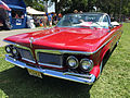 1962 Imperial Crown convertible at 2015 Macungie show 1of7.jpg