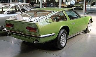 Maserati Indy - 1970 Maserati Indy 4200