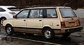 1986 Dodge Colt Vista Wagon, rear left.jpg