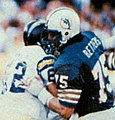 1986 Jeno's Pizza - 53 - Dan Fouts and Don Macek (Don Macek and Doug Betters crop).jpg