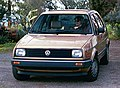 1986 VW Golf A2 (US), front view.jpg