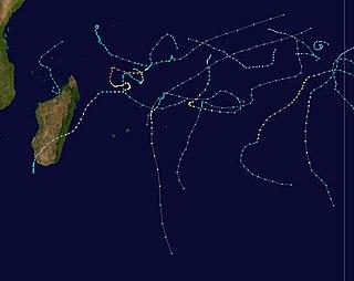 1989–90 South-West Indian Ocean cyclone season cyclone season in the South-West Indian ocean