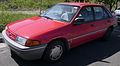 1990-1991 Ford Laser (KF) L 5-door hatchback 02.jpg