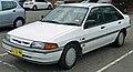1991-1994 Ford Laser (KH) Ghia 5-door hatchback (2011-03-14) 01.jpg