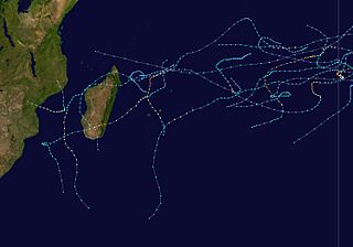 1996–97 South-West Indian Ocean cyclone season cyclone season in the South-West Indian ocean