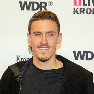 Max Kruse - Kruse at 1LIVE Krone in 2014