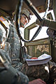 1st Lt. Tidwell conducts vehicle check (7649766862).jpg