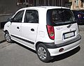 2001 Hyundai Atos Prime rear.JPG