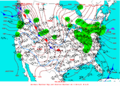 2004-01-28 Surface Weather Map NOAA.png
