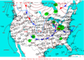 2004-04-08 Surface Weather Map NOAA.png