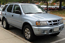 Isuzu Rodeo  Wikipedia