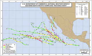 Timeline of the 2004 Pacific hurricane season
