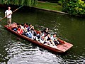 2005-07-23 - United Kingdom - England - Cambridge - Japonese Tourists - Punting 4887493137.jpg