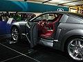 2005 Mustang Concept car interior 2 (2210883440).jpg
