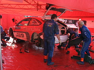 2007 Rally Finland saturday 12.JPG