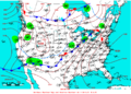 2008-01-07 Surface Weather Map NOAA.png
